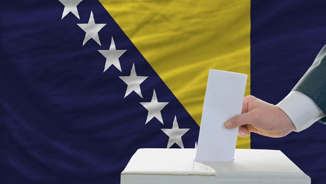 The right to vote in an ethnic democracy: the case of Bosnia and Herzegovina